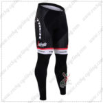 2016 Team TREK Segafredo Cycling Long Pants Tights Black