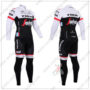 2016 Team TREK Segafredo Racing Long Suit White Black