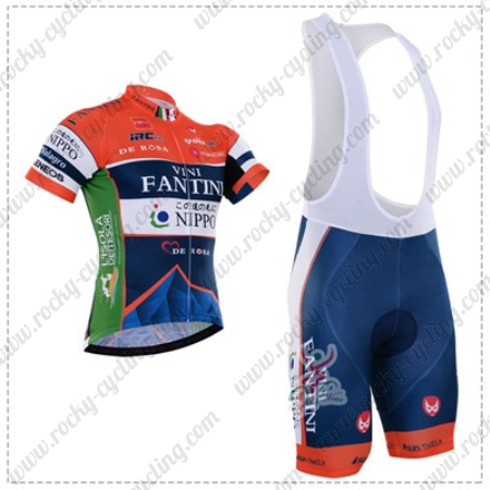 2016 Team VINI FANTINI NIPPO Riding Clothing Cycle Jersey and Padded ... 83f659aff