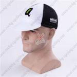 2016 Team Dimension Data Riding Cap Hat White Black Green