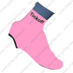 2016 Team Tinkoff Cycling Shoes Cover Pink