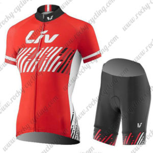 2017 Liv Womens Bicycle Kit Red