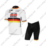 2017 Team LOTTO SOUDAL Germany Cycle Kit White