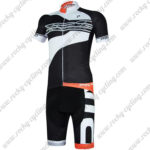 2017 Team PINARELLO Cycling Kit Black Red