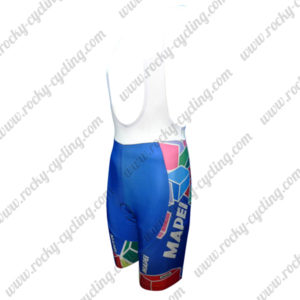 2012 MAPEI SMS Cycling Bib Shorts Bottoms Colorful