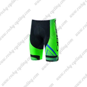 2015 ORBEA Bike Shorts Bottoms Black Green