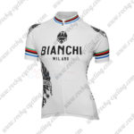 2016 Team BIANCHI MILANO Cycling Jersey White