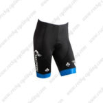2016 Team GAZPROM COLNAGO Bike Shorts Bottoms Black Blue