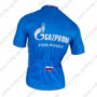 2016 Team GAZPROM COLNAGO Riding Jersey Maillot Shirt Blue