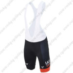 2016 Team IAM Switzerland Cycling Bib Shorts Bottoms White Red