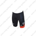 2016 Team IAM Switzerland Riding Shorts Bottoms White Red