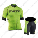 2016 Team NW Northwave Bicycle Kit Green
