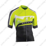 2016 Team NW Northwave Bike Jersey Maillot Light Green Black