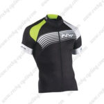 2016 Team NW Northwave Cycle Jersey Maillot Shirt Black Green