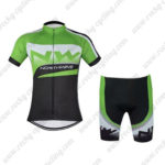 2016 Team NW Northwave Cycle Kit Green Black