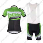 2016 Team NW Northwave Racing Kit Green Black