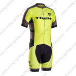 2016 Team TREK Cycling Kit Yellow Brown