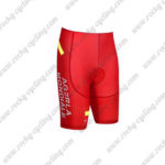 2017 Team AG2R LA MONDIALE CANADA Cycle Shorts Bottoms Red