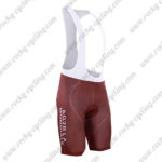 2017 Team AG2R LA MONDIALE Cycle Bib Shorts Bottoms
