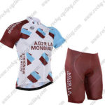 2017 Team AG2R LA MONDIALE Cycle Kit