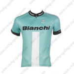 2017 Team BIANCHI Cycling Jersey Maillot Shirt Blue