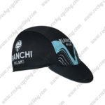 2017 Team BIANCHI MILANO Riding Cap Hat Black Blue
