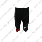 2017 Team BMC Cycling Shorts Bottoms Black Red