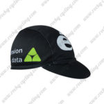 2017 Team Dimension data Riding Cap Hat Black Green
