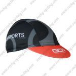 2017 Team GCN Riding Cap Hat Black Red