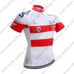 2017 Team IAM Austria Bike Jersey Maillot Shirt White Red
