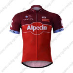 2017 Team KATUSHA Alpecin Cycling Jersey Maillot Shirt Red