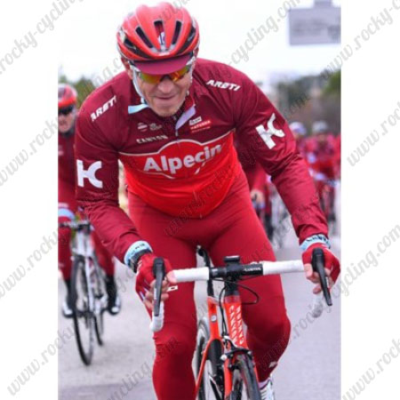 7fb7d5052 2017 Team KATUSHA Alpecin Cycle Apparel Riding Long Jersey and ...