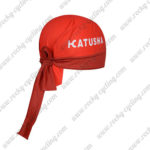 2017 Team KATUSHA Biking Bandana Head Scarf Red