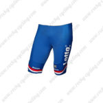 2017 Team LOTTO JUMBO Netherlands Cycle Shorts Bottoms Blue