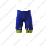 2017 Team Lampre MERIDA Bike Riding Shorts Bottoms Blue
