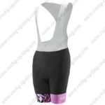 2017 Team Liv Womens Lady Cycle Bib Shorts Bottoms Black Colorful
