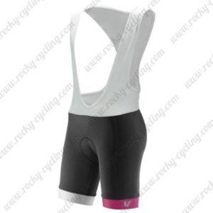2017 Team Liv Womens Lady Racing Bib Shorts Bottoms Pink Purple