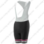 2017 Team Liv Womens Lady Racing Bib Shorts Bottoms White