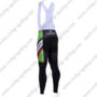 2017 Team MERIDA Riding Bib Pants Tights Black Green Pink