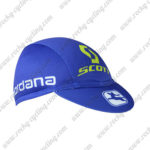 2017 Team ORICA SCOTT Riding Cap Hat Blue