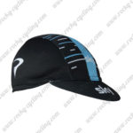 2017 Team SKY Cycling Cap Hat Black Blue