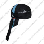 2017 Team SKY Riding Bandana Head Scarf Black Blue