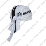 2017 Team Sunweb GIANT Riding Bandana Head Scarf White Black