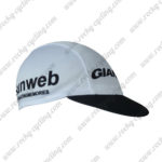 2017 Team Sunweb GIANT Riding Cap Hat White Black