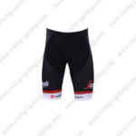 2017 Team TREK Segafredo Bicycle Shorts Bottoms Black