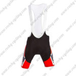 2015 ORBEA Cycle Bib Shorts Bottoms Black Red