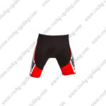 2015 ORBEA Cycle Shorts Bottoms Black Red