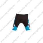 2015 ORBEA Pro Cycle Shorts Bottoms Black Blue