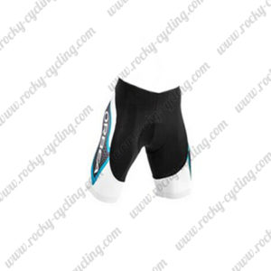 2015 ORBEA Pro Cycle Shorts Bottoms Black White