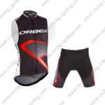2015 ORBEA Pro Cycle Sleeveless Vest Kit Black